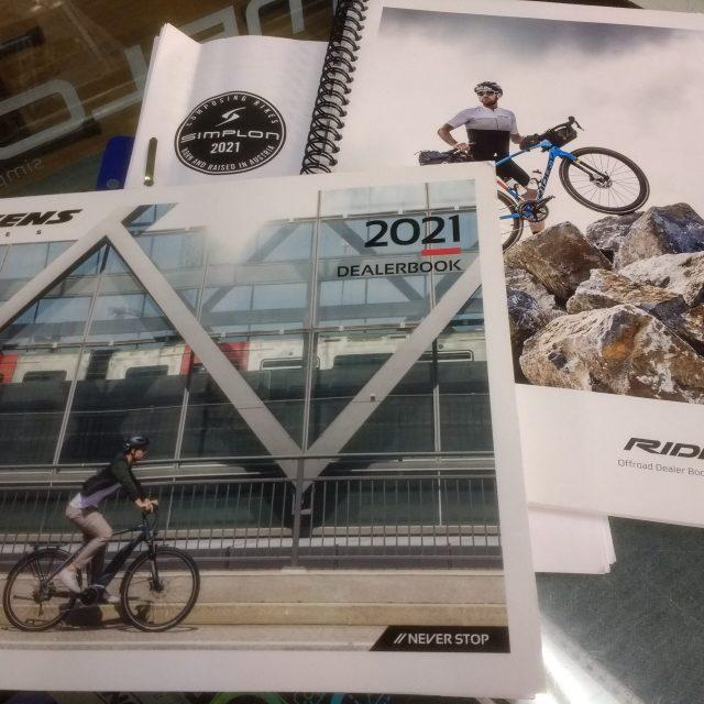 Neue Bikes Saison 2021